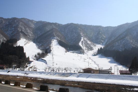 Kuzuryu Ski Area