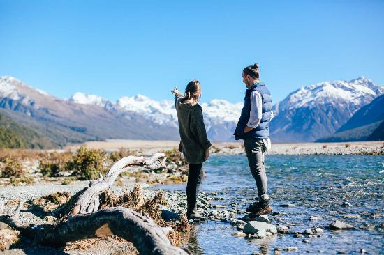 Canterbury Region, New Zealand: Road trip to Arthur's Pass