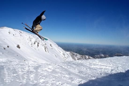 Christchurch, New Zealand: Mt Hutt Ski Area