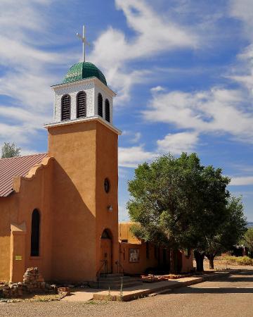 Cerrillos, NM: St. Joseph catholic church