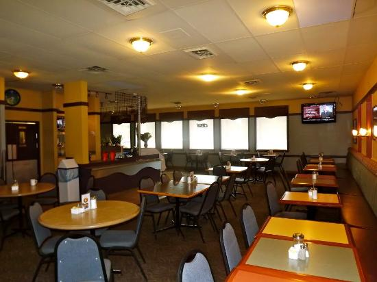 Northwoods Inn & Suites: Restaurant