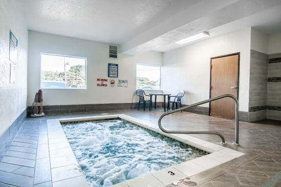 Inn at Lincoln City: Pool