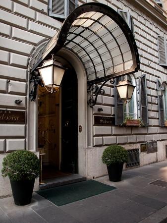 Hotel Ludovisi Palace: Entrance