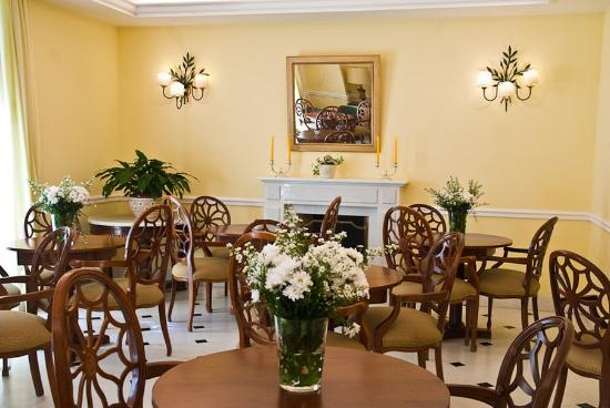 Hotel Ludovisi Palace: Lobby