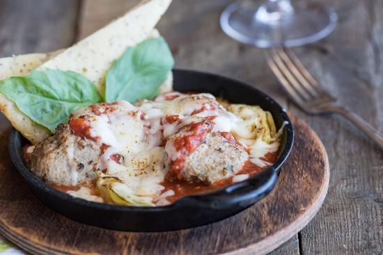 Small Plates Mama Meat Za Balls Picture Of Picazzo S