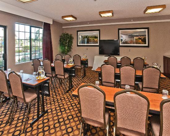 Napa Winery Inn: Conference Room