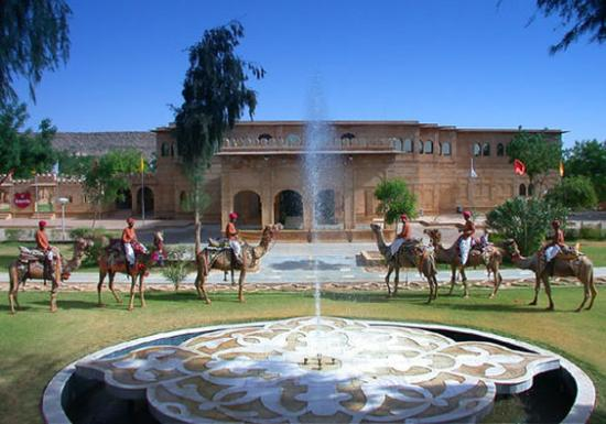 Photo of Gorbandh Palace Jaisalmer