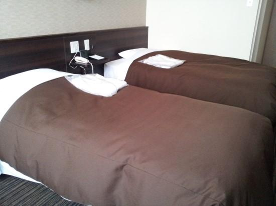 Hotel New Tanda: 트윈룸