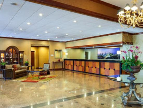 Ramada Plaza Atlanta Downtown Capitol Park : Lobby