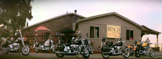 Sandusky, ميتشجان: Biker BBQ