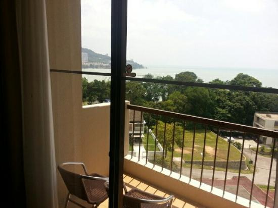 Balcony - Copthorne Orchid Hotel Penang Photo