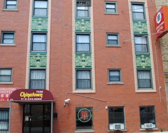 チャイナタウン ホテル SRO LTD Picture