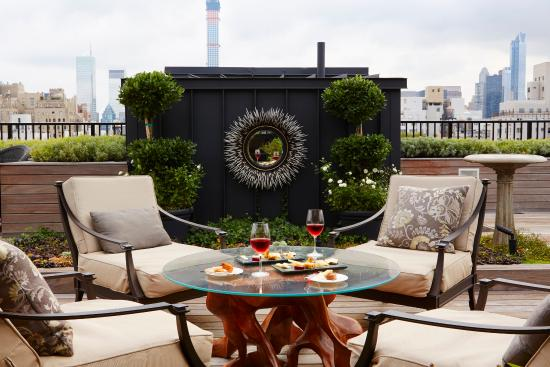The Surrey: Private Roof Garden