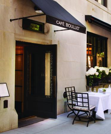 The Surrey: Cafe Boulud