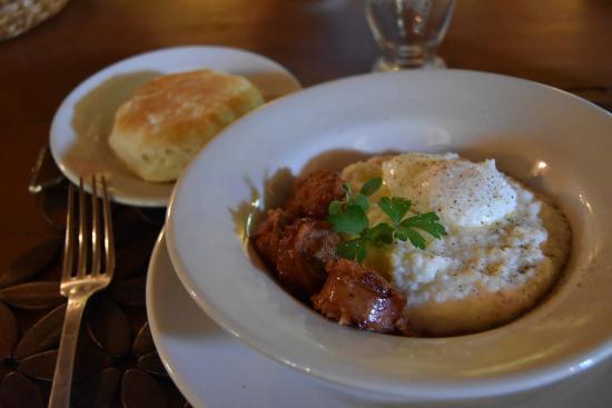 Maison Madeleine: Gourmet Cajun Breakfast