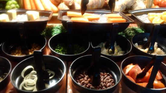 Astounding All You Can Eat Buffet Salad At American Grill Plaza Home Remodeling Inspirations Gresiscottssportslandcom