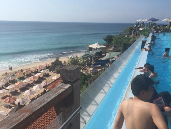 Infinity Edge Pool Picture Of Klapa Resort Pecatu Tripadvisor