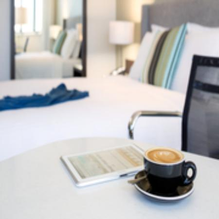 Hotel Jen Brisbane: Deluxe Room