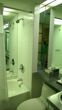 Shoreham: bagno per le prime tre notti