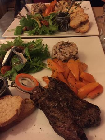 L'Ingénu : This was the best dinner we've had so far in France! Chef Sebastian is adorable--great sense of