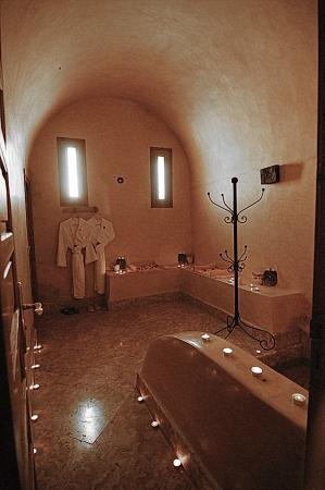 La Maison des Oliviers: spa