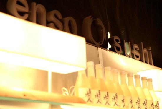 Enso Sushi Los Belones: Detalle Barra