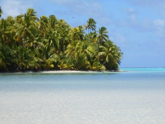 Society Islands, French Polynesia: idyllique