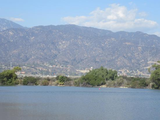 Lake sante fe recreation area irwindale ca picture of for Santa fe dam fishing