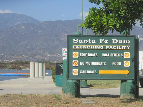Boat Launching Area Sante Fe Recreation Area Irwindale Ca Picture Of Santa Fe Dam Recreation Area Irwindale Tripadvisor