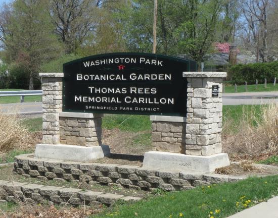Washington Park Botanical Gardens: Washington Park Botanical Garden