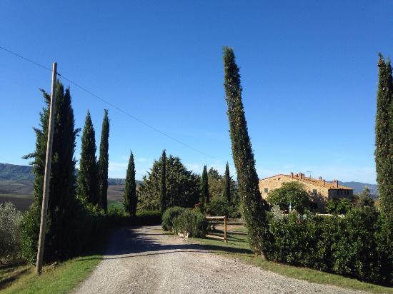 Country House Croce di Bibbiano: Prachtige locatie
