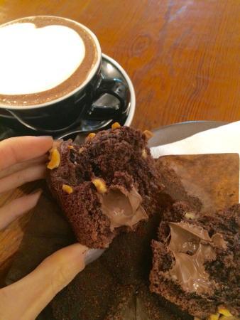 Muffin paradisiaco