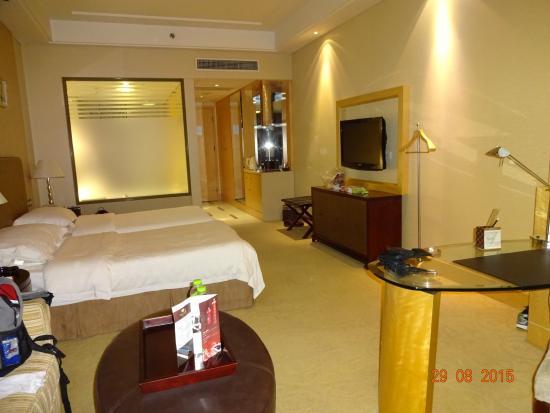 Lijingwan International Hotel Zimmergröße Eines Dz