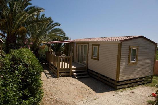 bungalows riviera photo de camping arinella bianca. Black Bedroom Furniture Sets. Home Design Ideas