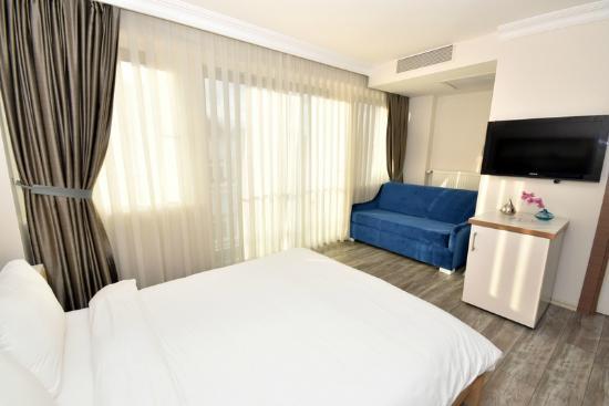 Elanaz Hotel Istanbul: Triple Room