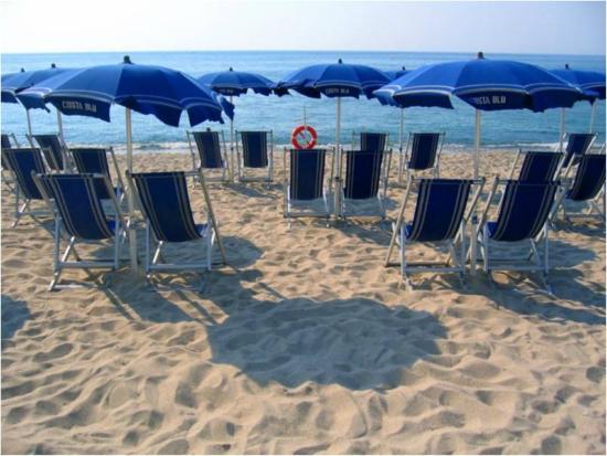 Villaggio Residence Costa Blu : A due passi dal mare...