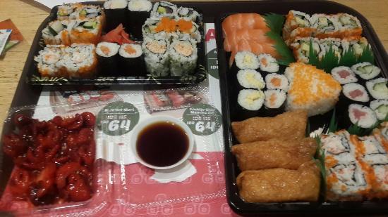 Sushi Kiosk