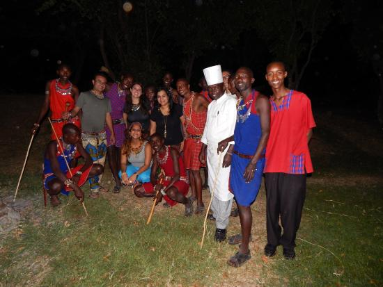 Tipilikwani Masai Mara Camp: The amazing Tipilikwani team!