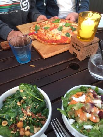 Freemans Dining Room Lyttelton