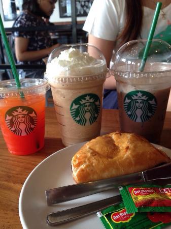 Starbucks: hehe