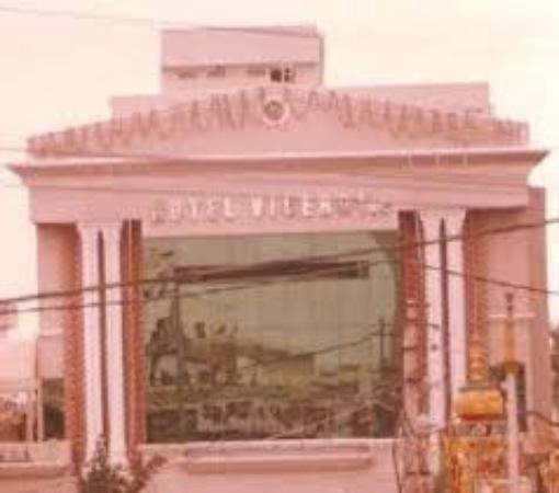 Viceroy Hotel: entrance