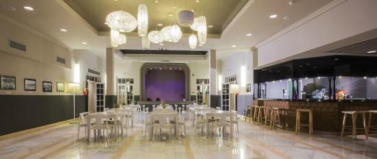 Hotel Igeretxe: Salon comedor de desayunos y eventos privados