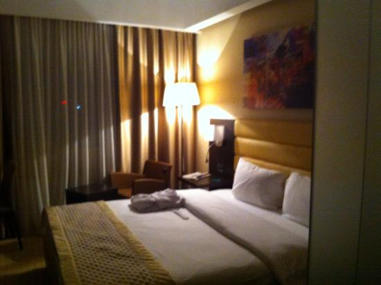 Comfort Hotel Astana: Вечером