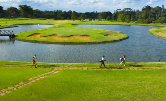 Kenia: For a memorable golf vacation that always delivers much more than it promises, Kenya is the natu