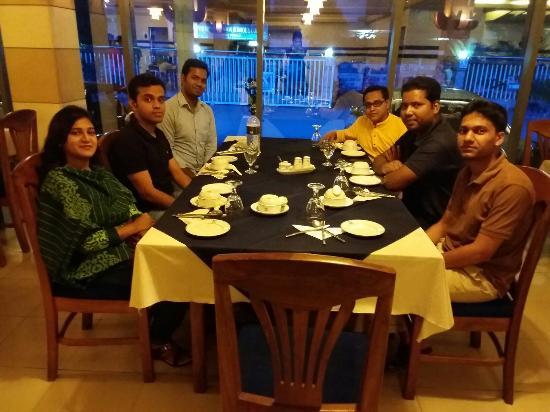 Mainland China Restaurant Menu Dhaka