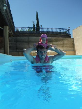 La Redorte, Francia: Pool