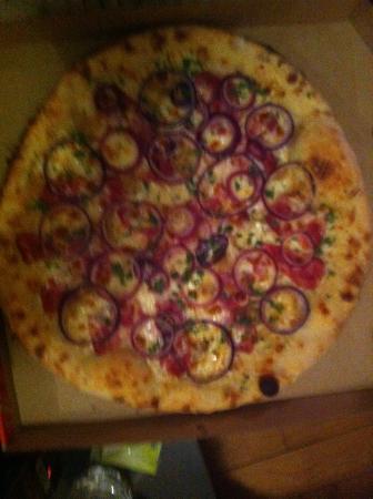Auxois pizza