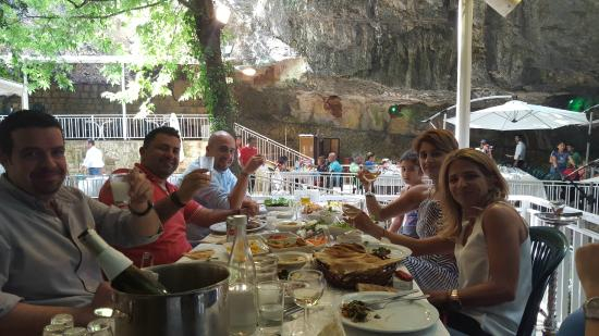 Maasser Al Chouf, Lebanon: Nabeh Merched