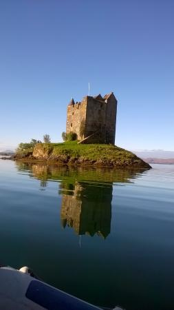 Port Appin, UK: Castle Stalker