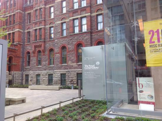 Royal Conservatory of Music: 1